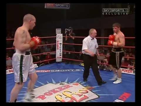 Martin Lindsay vs. Chris Hooper