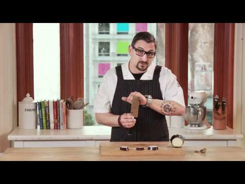 Chris Cosentino - How to Use the Shun Classic Nakiri Knife | Williams-Sonoma