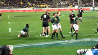 Corey Jane Second Half Try vs. South Africa 2011 Tri-Nations