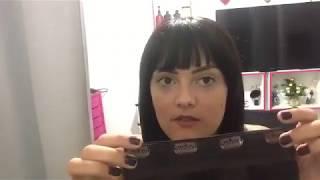 Tudo Sobre Mega Hair Tic Tac da Irresistible Me- chocolate brown #2 18 inches e 209g Royal