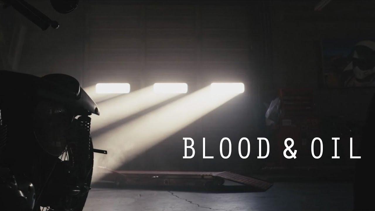 画像: Blood&Oil youtu.be