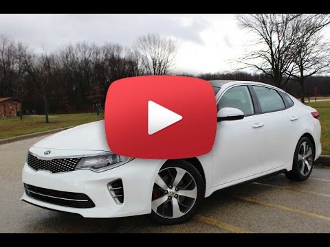 Kia Optima Optimal For Family Sedan And More