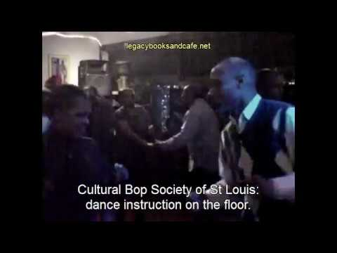 Cultural Bop Society 12/29 @ Legacy Books and Cafe