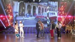 Showmatch 2014 - Se armó la fiesta cubana en Showmatch