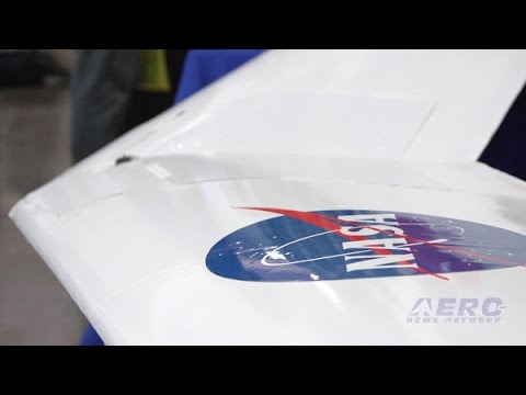 Aero-TV: NASA's Prandtl-D Project - Preliminary Research Design To Lower Drag