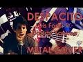 Despacito   Luis Fonsi Ft  Daddy Yankee  Metal Cover   Esteban Guzman