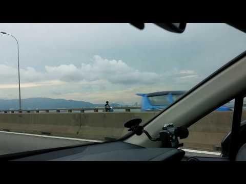 menuju Kuala Lumpur - Pulau Pinang via Penang Beidge