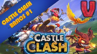IGG Castle Clash Guild Royale Gameplay - Basics #1 screenshot 1