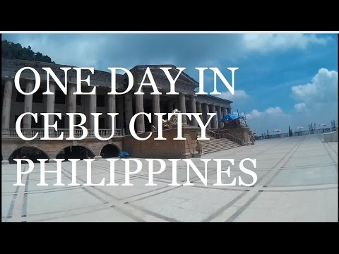 One Day Budget Adventure in Cebu City (Where I Went)