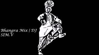 2016 Mega Bhangra Mix | ULTIMATE TRACKS FOR DANCEFLOORS | DJ SIM.V