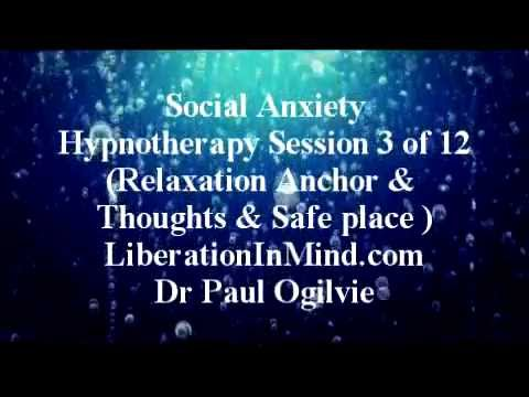 Social Anxiety-FREE Hypnotherapy 3 of 12