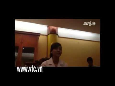 Vân Anh điều dưỡng đánh rơi 5 bé sơ sinh 14/07/2013