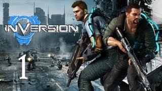 Inversion Gameplay Walkthrough - Part 1 (X360/PC/PS3)