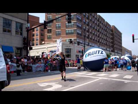 Windy City Times: Pride Parade 2015, 3 of 6 videos