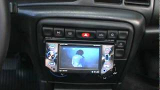 "Dvd Hbuster 9450 Instalado Em Vectra ""B"" 97"