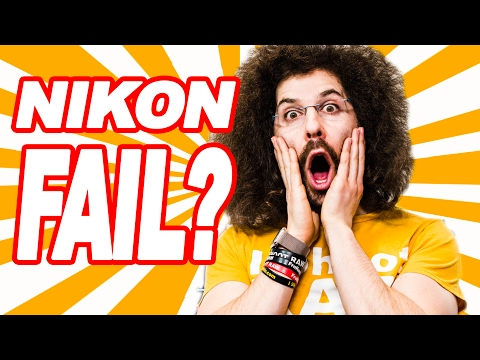 Is NIKON About To DIE?