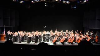 ccsd 9 10 honor orchestra 2014   brandenburg concerto 3