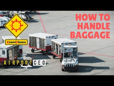 How to Handle Baggage - Airport CEO