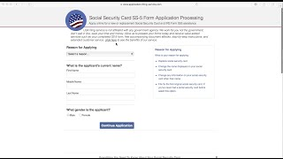 Lost SS Card - Lost Social Security Card Replacement