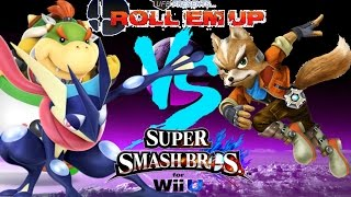 Roll Em Up Losers Finals   Zucco (Greninja/BowserJr) vs LoF Nakat