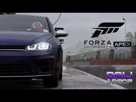vote no on forza motorsport 6 golf 7 r gameplay hd 1080p. Black Bedroom Furniture Sets. Home Design Ideas