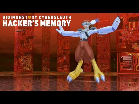 SUSPICIOUS SHOPPING - Digimon Story: Cyber Sleuth - Hacker's Memory (Part 38)