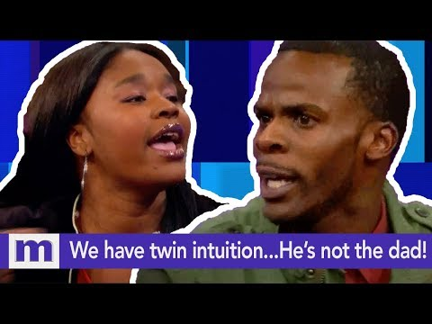Stop Pinning Your Baby On My Twin...He's Not The Father! | The Maury Show