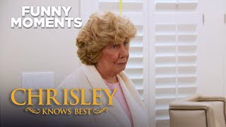 Chrisley Knows Best | Nanny Faye Fights A Hangover | Funny Moment | S7 Ep22 | on USA Network