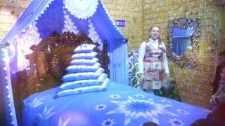 видео Русская новогодняя сказка: туры в Великий Устюг