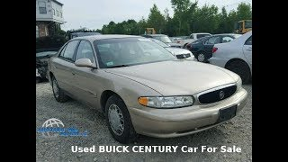 Used Buick Century For Sale in USA, Worldwide Shipping