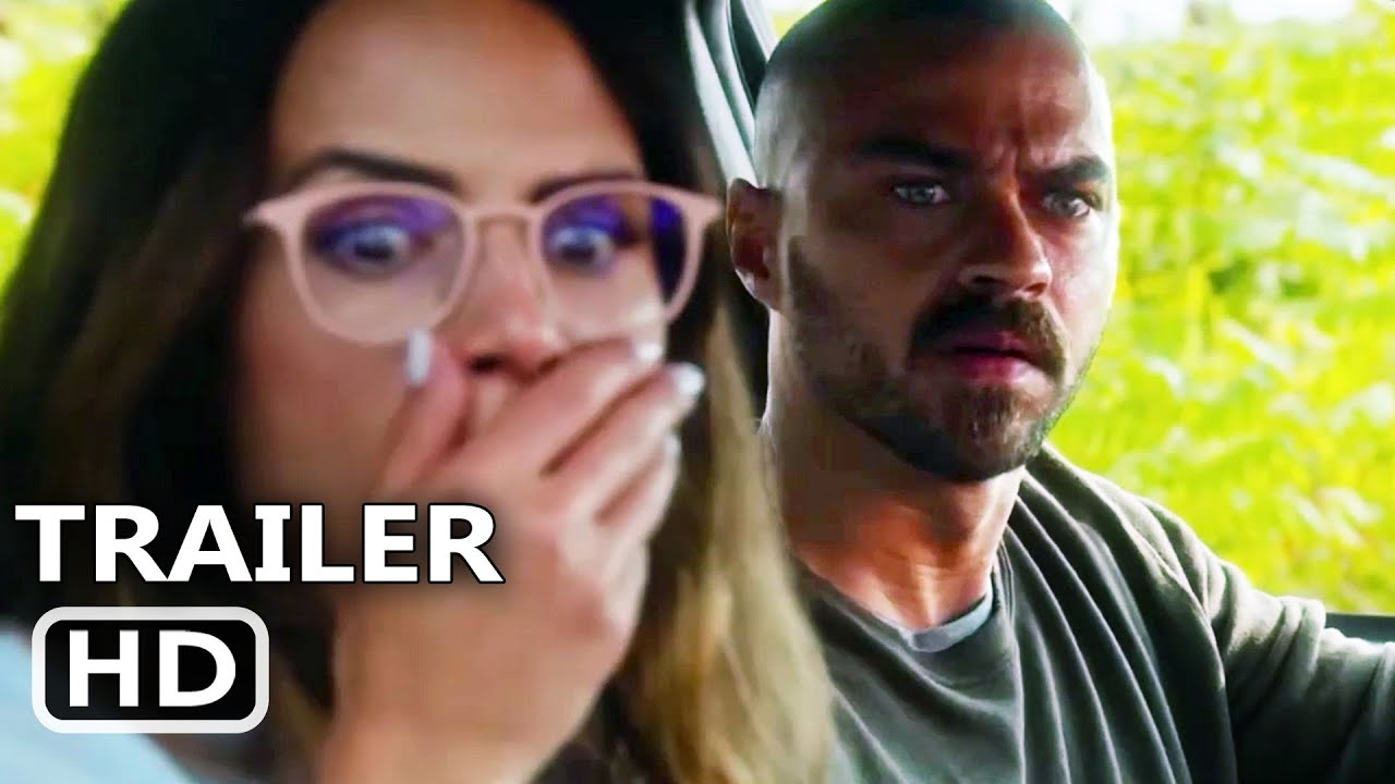 RANDOM ACTS OF VIOLENCE Trailer (2020) Jesse Williams, Jordana Brewster