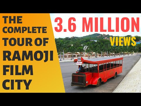 Ramoji Film City, Hyderabad - The Complete Tour By Shashank