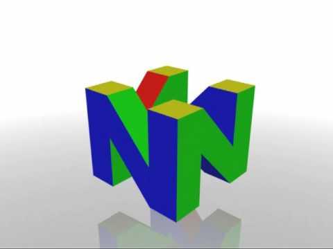 N64 Logo Youtube