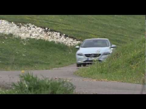 2013 new Volvo V40 non commercial video