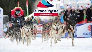 Best of Drone - La Grande odyssée Savoie Mont Blanc 2016 - 7CIS