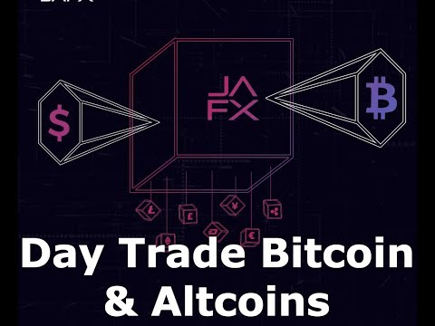 JAFX Broker Review  Day Trade Bitcoin & Altcoins