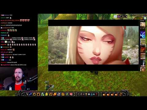 Asmongold Reacts to K/DA - POP/STARS (ft Madison Beer, (G)I-DLE, Jaira Burns)
