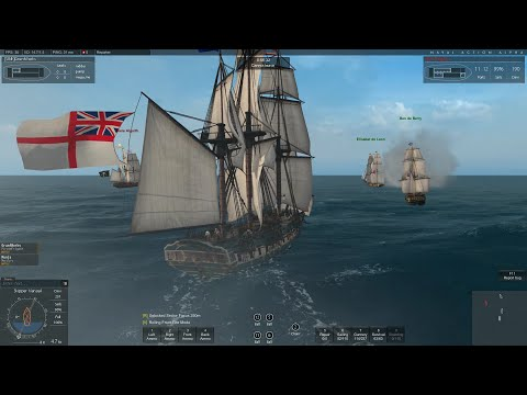 Naval Action - Fleet Battles - To the last drop