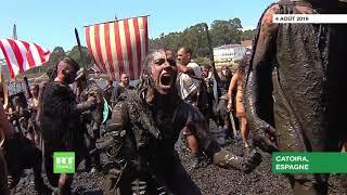 Invasion viking en Galice