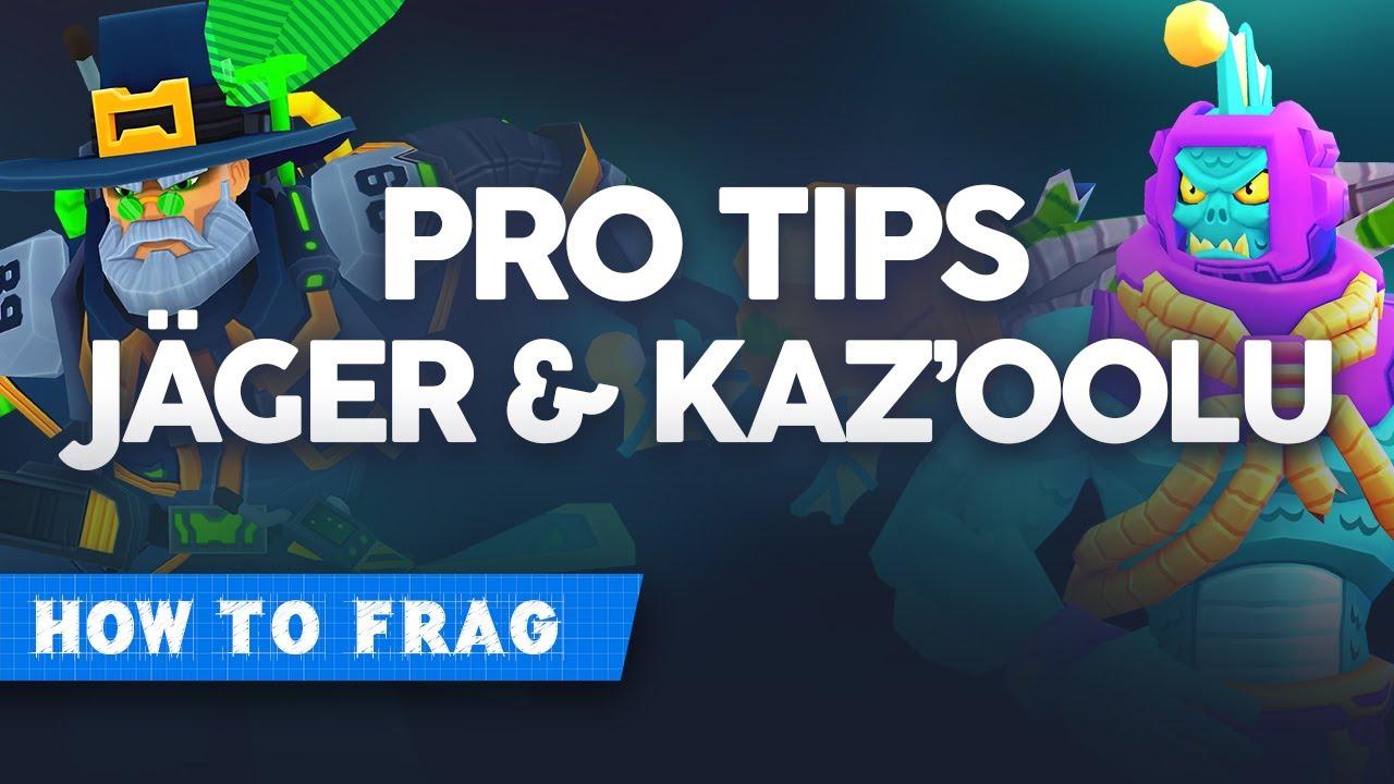 Pro Tips: Jager & Kaz'Oolu | How to FRAG 🎯