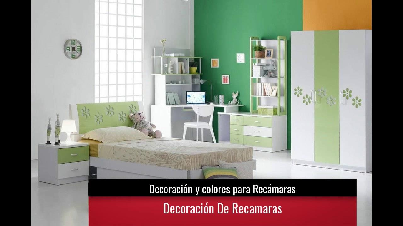 Decoración Y Colores Para Recámaras