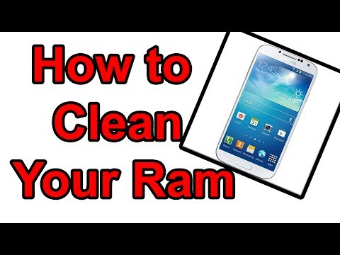 How to clean your ram in android phone