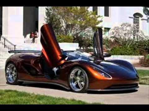 Những siêu xe trên thế giới !