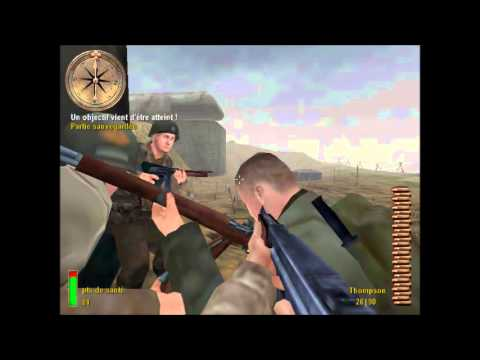 Medal of Honor avec Mrfort4 ep 4