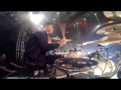 Dear Jane - Yellow Fever (Drum Cam)