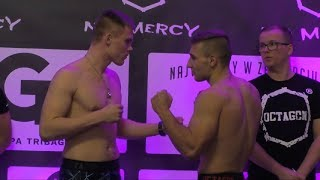 Gala Octagon No Mercy: Jurrasic Fight 2 - Na żywo
