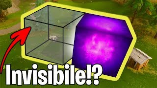 Un cube SECOND! NOUVEAU Bugs!!! [Fortnite Battle Royale]