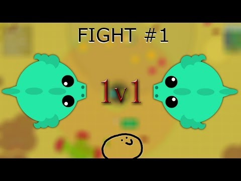 FIRST 1v1 IN THE SERVER!! // TESTING OUT NEW 1v1 SYSTEM! // BETA.MOPE.IO