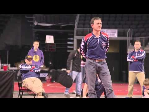 Wrestling Technique Clinic with John Smith