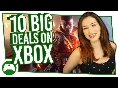 10 Great Deals You Shouldn't Miss On Xbox One + Best Releases Of The Week!